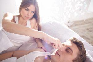 睡眠時無呼吸症候群の治療法